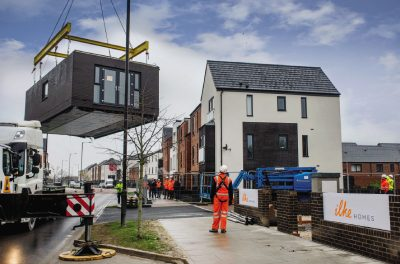 ilke Homes set to regenerate Nottinghamshire brownfield site