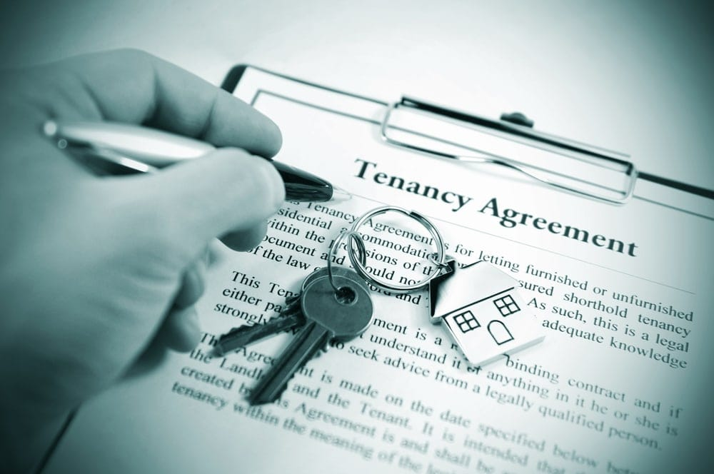 New tenancies fall by almost a third during lockdown