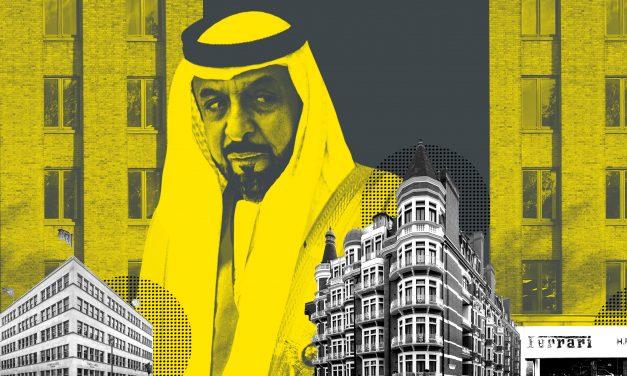 Revealed: Sheikh Khalifa's £5bn London property empire