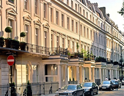 Them And Us Rental Market - the poshest areas are doing best