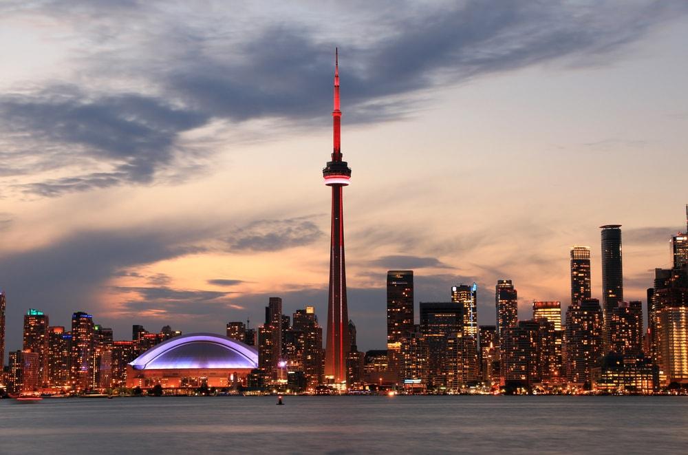 Toronto records busy September