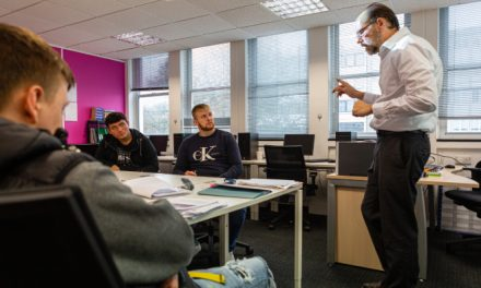 Bringing on the next generation – course aims to boost construction intake
