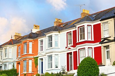 Empty homes in England – can't alternative uses be found?