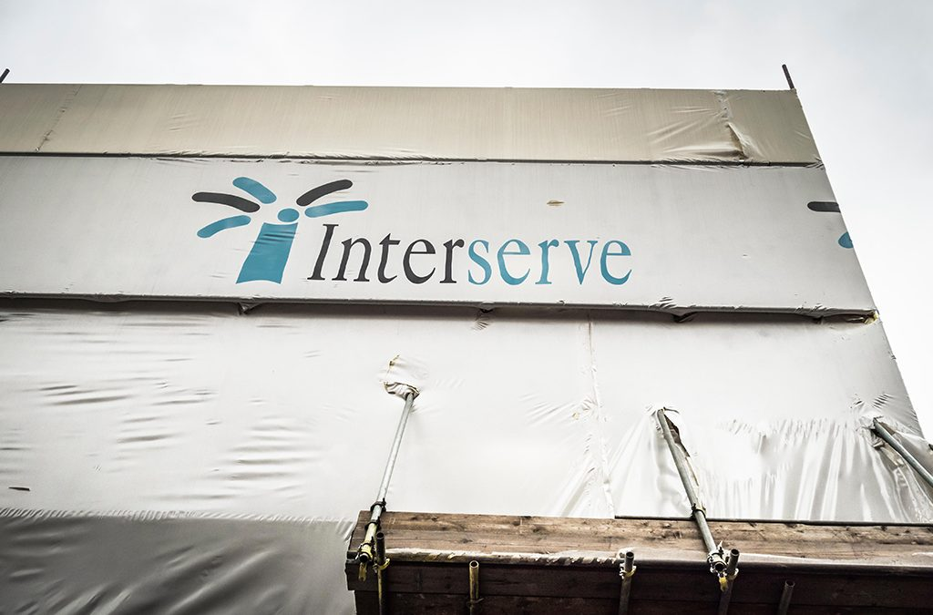 Mitie cuts price of Interserve deal by £80m