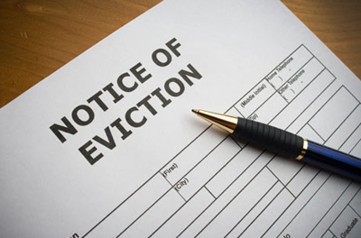 New lockdown means evictions effectively off-limits for months