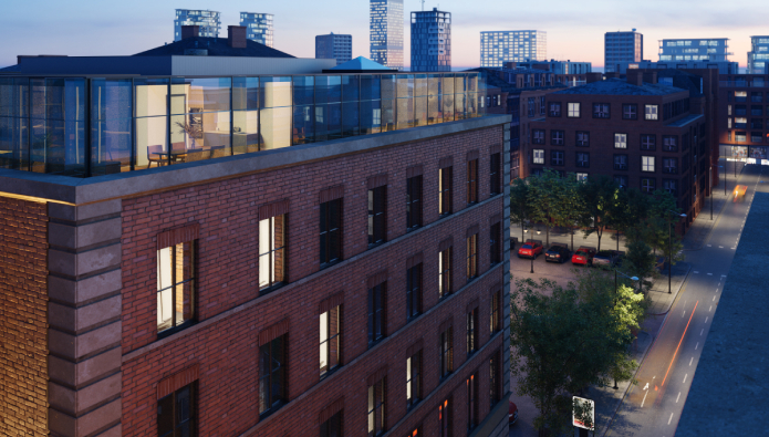 Permission granted! 80 eco-friendly Manchester homes get go-ahead