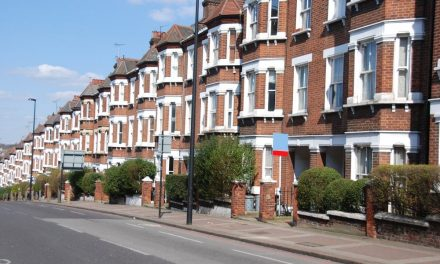 Property prices in prime outer London see highest rise in five years