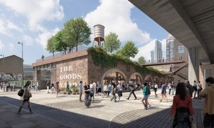 Bishopsgate Goodsyard in Shoreditch to see major regeneration