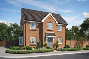 First homes take shape at new housing development in Wingerworth