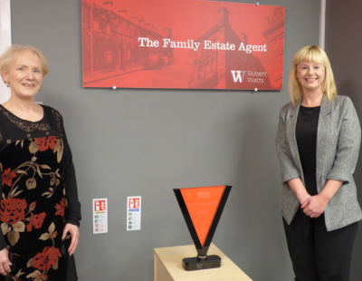 Agency names award after much-loved colleague who died of Covid