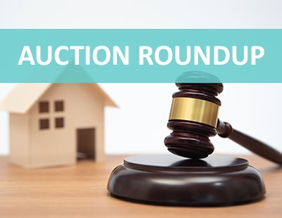 Auction roundup – record results and PropTech partnerships