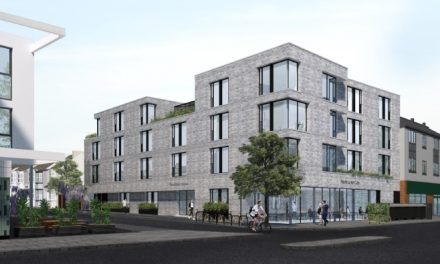 Lights, camera, action! Brighton film school student residence gets green light