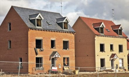 A third of new builds sold-off plan