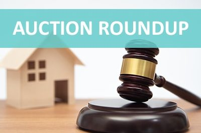 Auction roundup – will February's sales top January's?