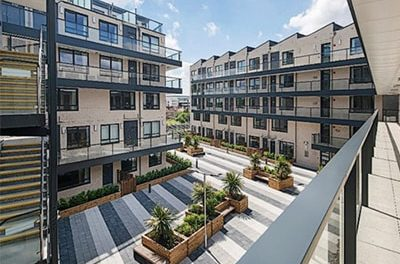 Deposit alternative operator's new Build To Rent link with PropTech firm