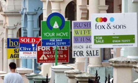 Estate agents back end of lockdown