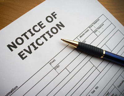 Eviction scare stories are nonsense, government figures suggest
