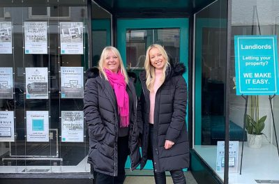 Family bounce back from redundancy to set up lettings agency