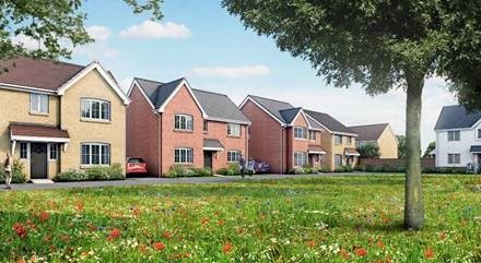 Homebuilder acquires land for 130 homes in Peterborough