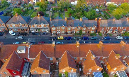 Housing market quietened down in January