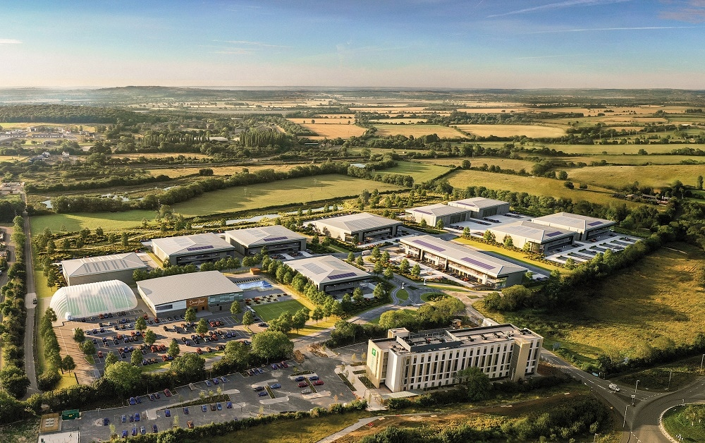 £100m Project Starts at Catalyst Bicester