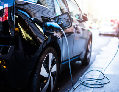 Agency goes green with new fleet of electric company cars