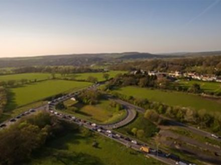Bam Nuttall lands £320m A27 main contract