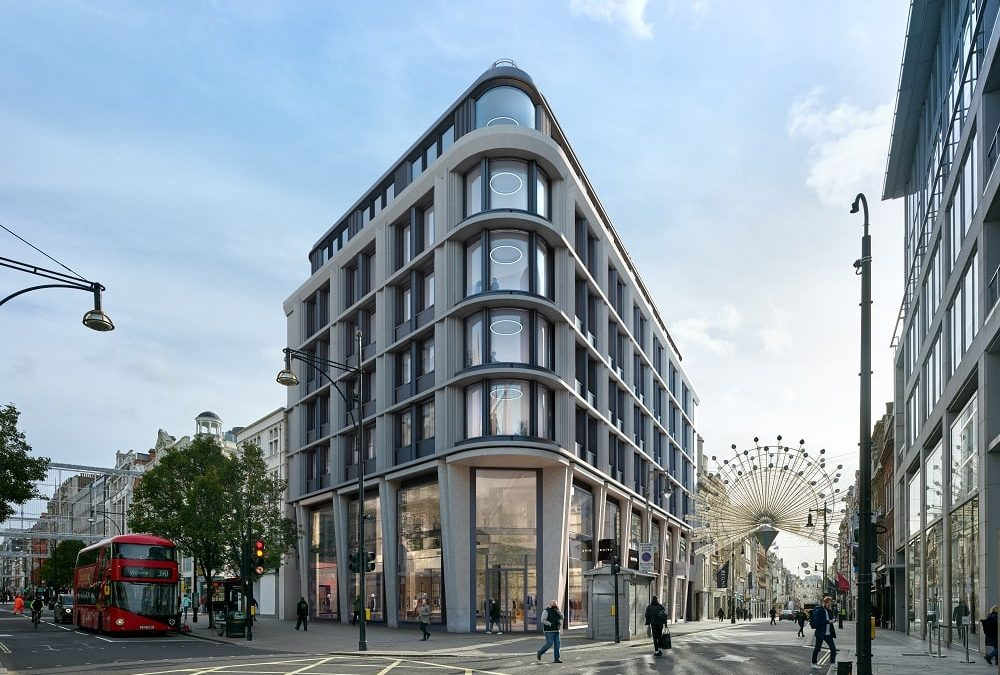 Hines Secures Planning Consent for Mixed-Use Scheme on London's Oxford Street