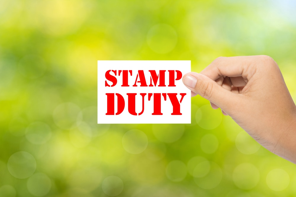 Stamp Duty Petition Launched