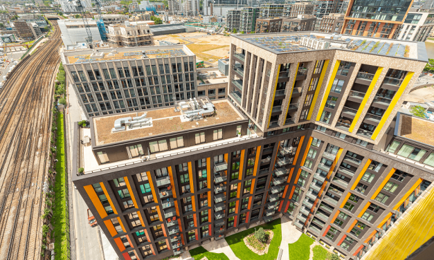 Bellway Invests Nearly £60m in London Communities