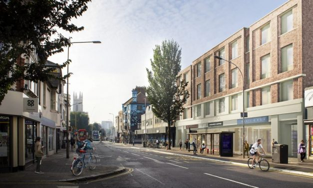 Plans Revealed for New Mixed-Use Regeneration Development in Brighton