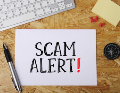 Agent spots illegal rental scam - and police refuse to get involved