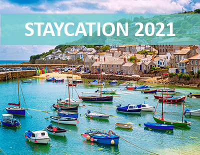 Revealed – the UK's top staycation areas for 2021