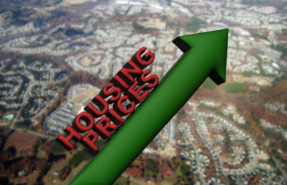 UK House Price Growth Goes to 13.4% – Nationwide House Price Index