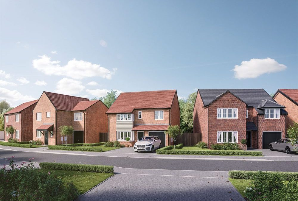 Bellway Reveals Plans for 207 New Homes