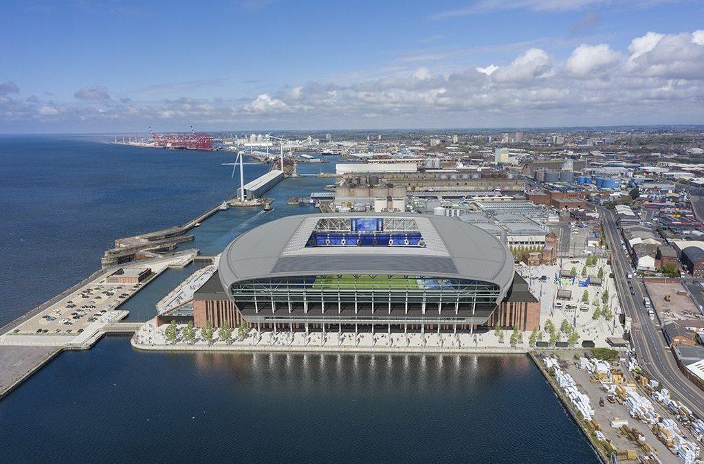 New Everton stadium: Laing O'Rourke to start work this month