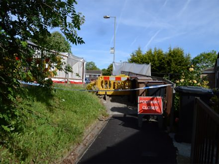 Company fined after passerby's fatal fall on unsecured excavation site