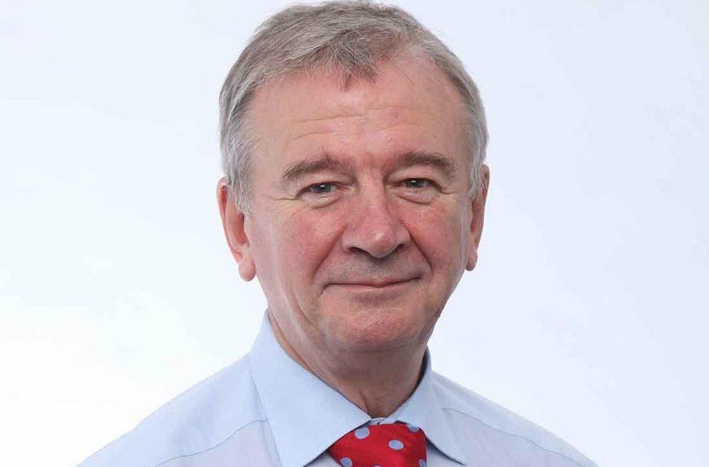 Sir Terry Morgan replaced as Crossrail International chair