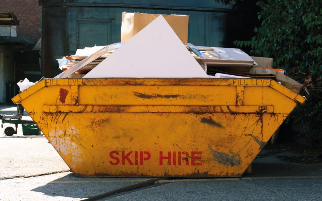 5 Money Saving Tips When Hiring a Skip