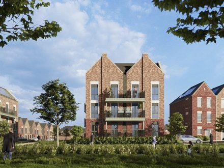 L&G submits plans for suburban build-to-rent scheme