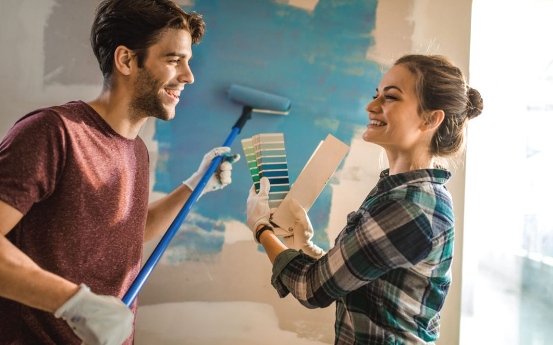 4 Home & Garden Improvements Guaranteed to Put a Smile on Your Face