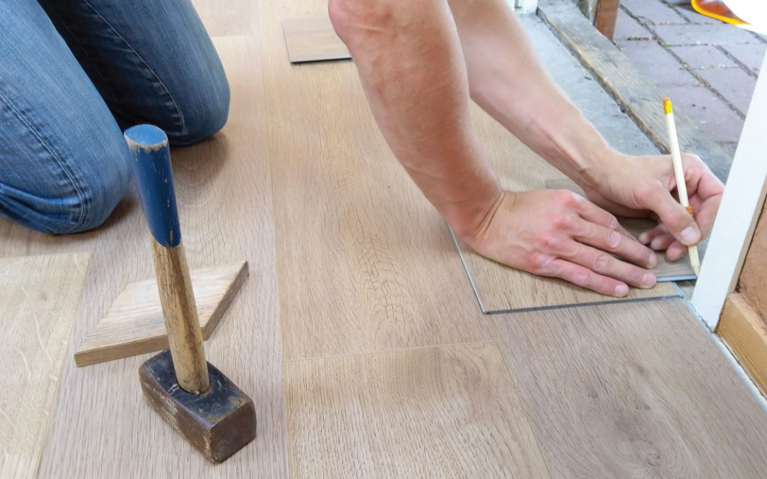 DIY Projects have risen in 2020 as people postpone holidays
