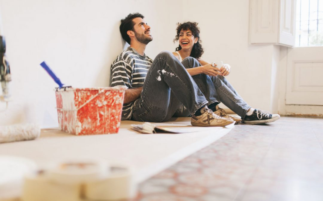 The 5 Most Common Home Improvements Projects